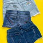 3 Ways to Update Shorts Pockets this Summer