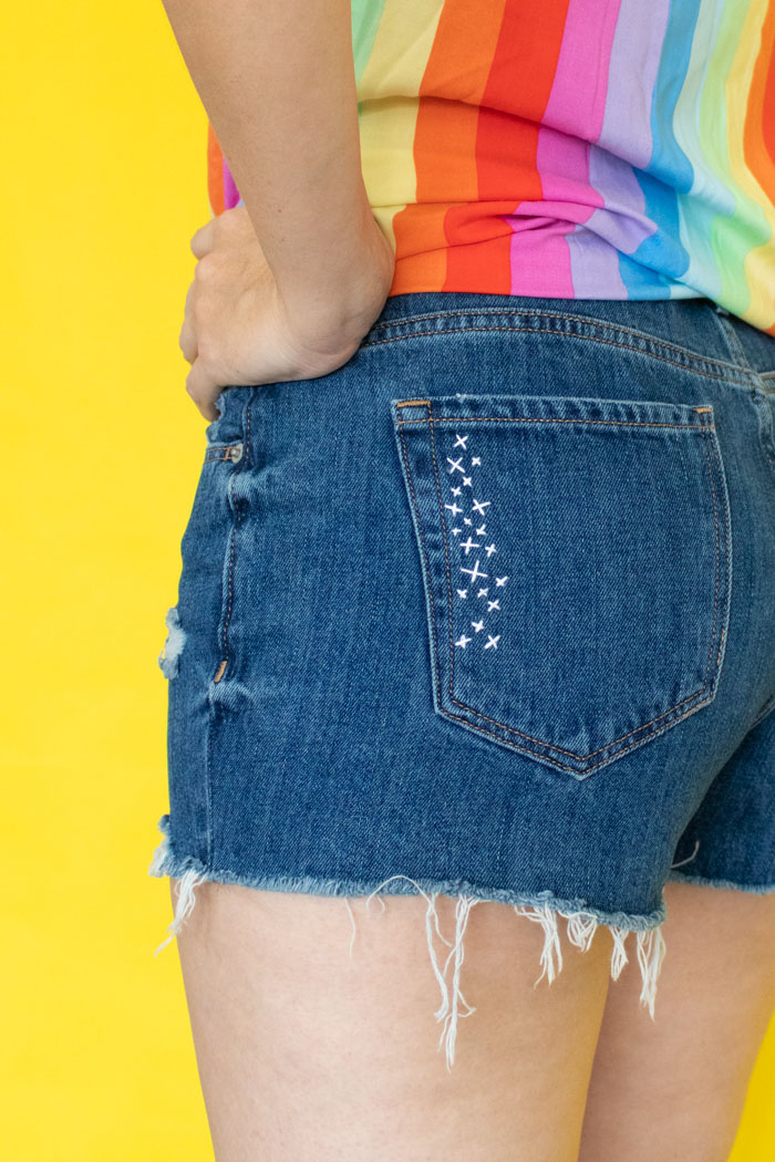 3 Ways to Update Short Pockets this Summer