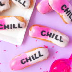 Chill Pill Eclairs