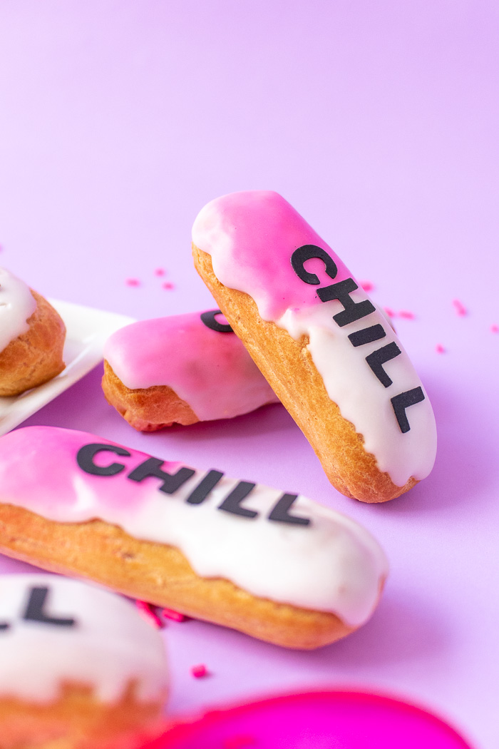 Chill Pill Eclairs | Club Crafted
