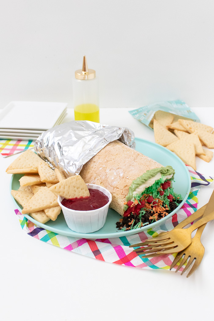 Burrito Cake Roll | Club Crafted