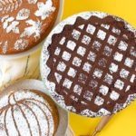 Fall Cake Stencils with Templates (+ 3 Ways to Use Them!)