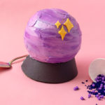 Crystal Ball Cake