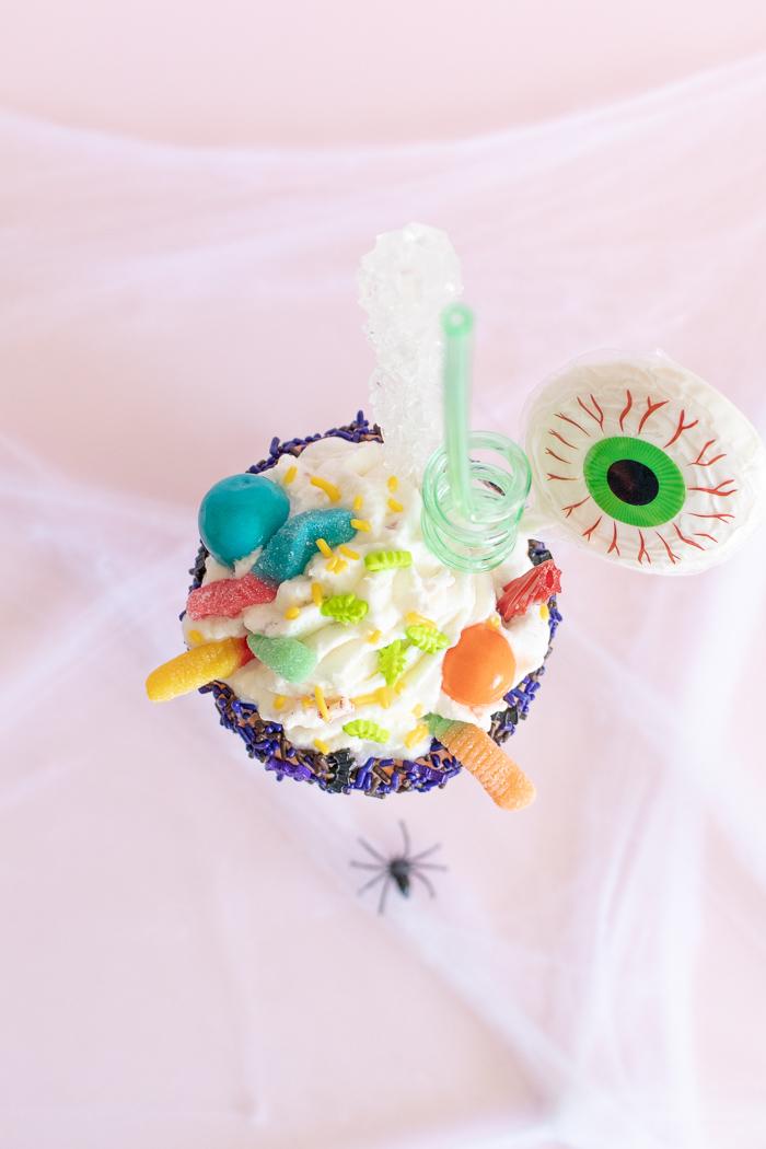Halloween Freakshake | Club Crafted