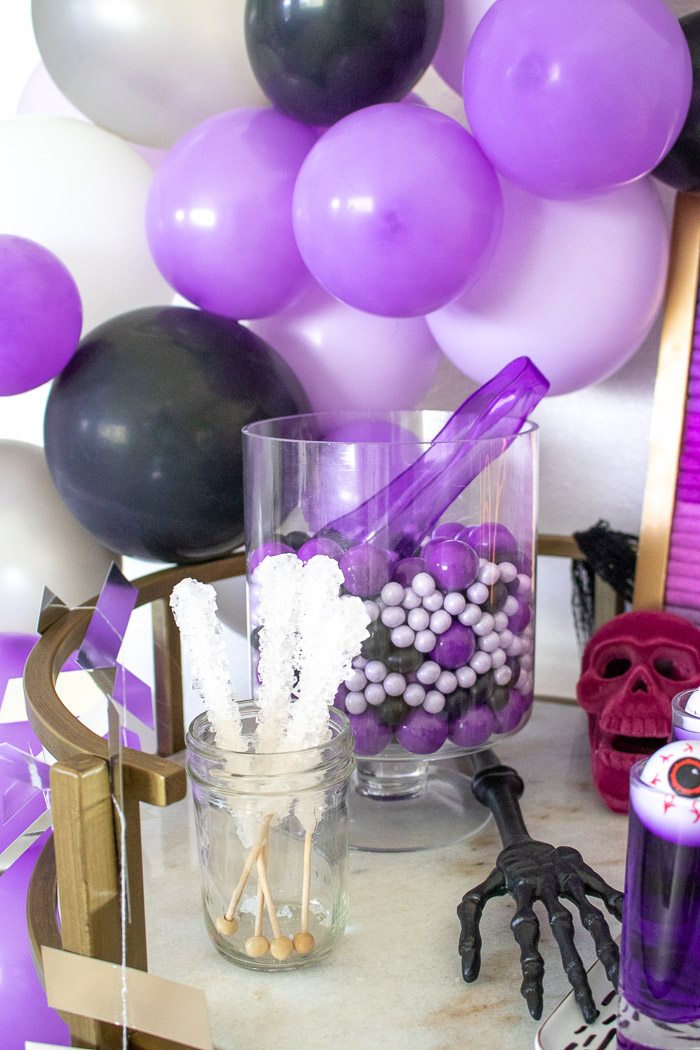 Mystical Halloween Party | Club Crafted