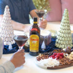Festive Holiday Party + a Dessert Platter Inspired by Kahlúa