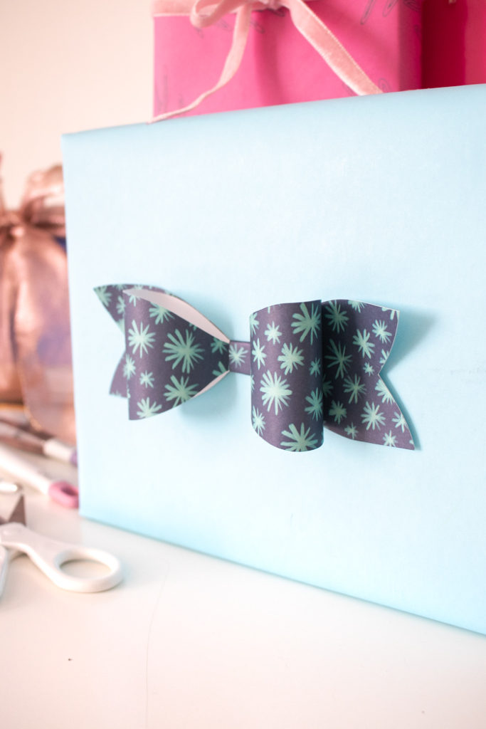 How to Customize Gift Wrap with Cricut Explore Air 2 (+ a Giveaway!)