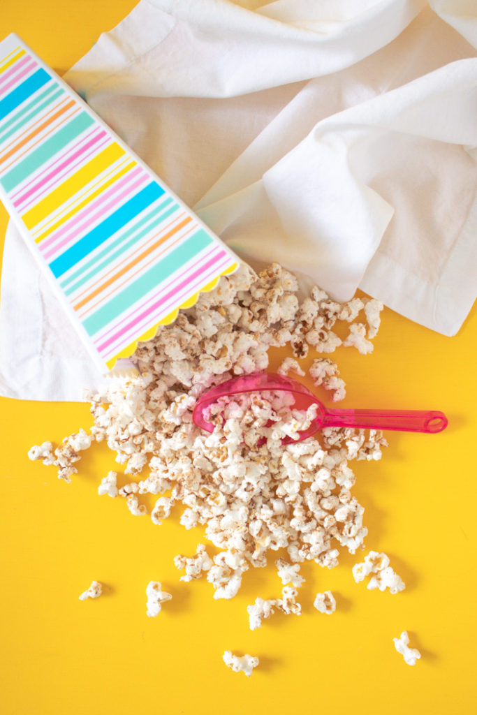Easy Snickerdoodle Popcorn | Club Crafted