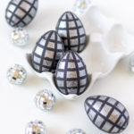 DIY Disco Ball Easter Eggs