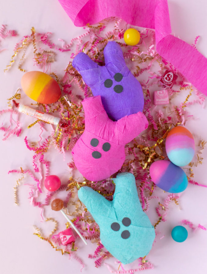 DIY Peeps Surprise Ball Easter Favors | Club Crafted