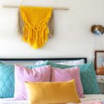 Colorful Macrame Wall Hanging for Beginners