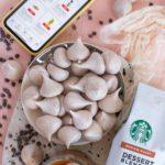 Easy Mocha Meringues // Coffee's Perfect Pairing