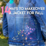 14 Ways to Makeover a Jacket for Fall