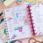 Planning with the New Miss Hostess Happy Planner