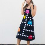 DIY No-Sew Pac-Man Costume for Halloween [+ a Video!]