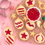 Ornament Pies // Christmas Hand Pies